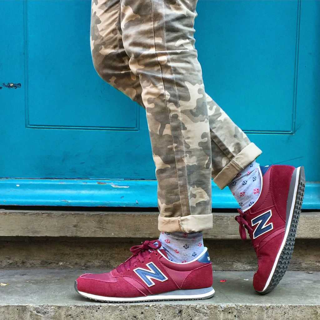 New Balance The Parisian Man