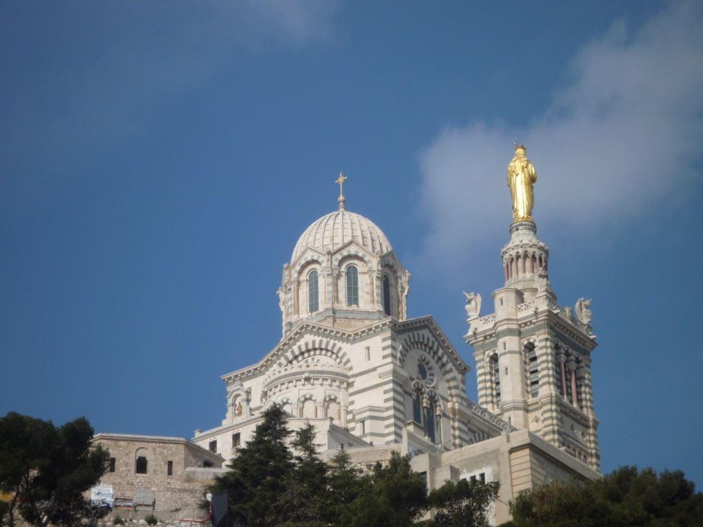 Marseille The Parisian Man La Bonne mere