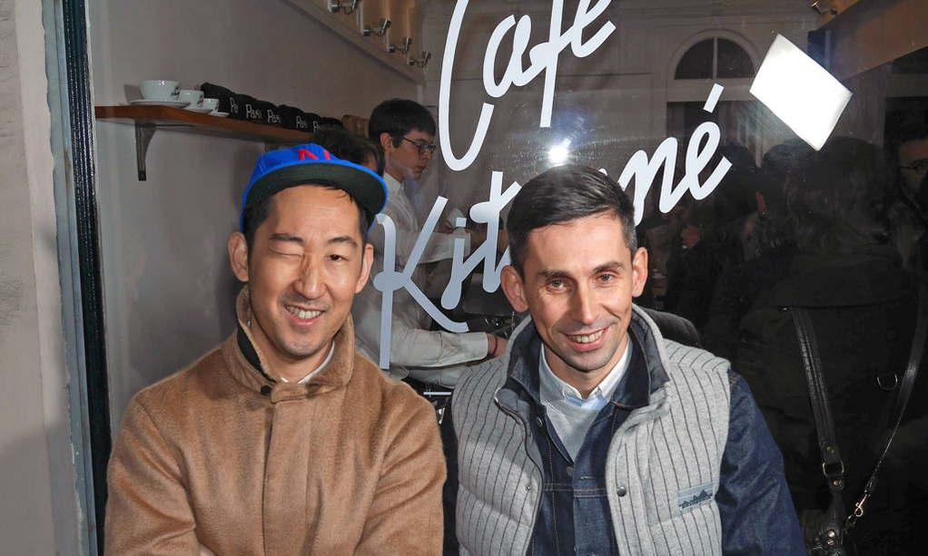 Cafe Kitsune Paris The Parisian Man 2
