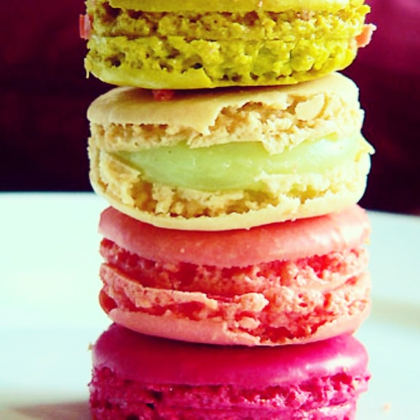 Macarons Laduree The Parisian Man