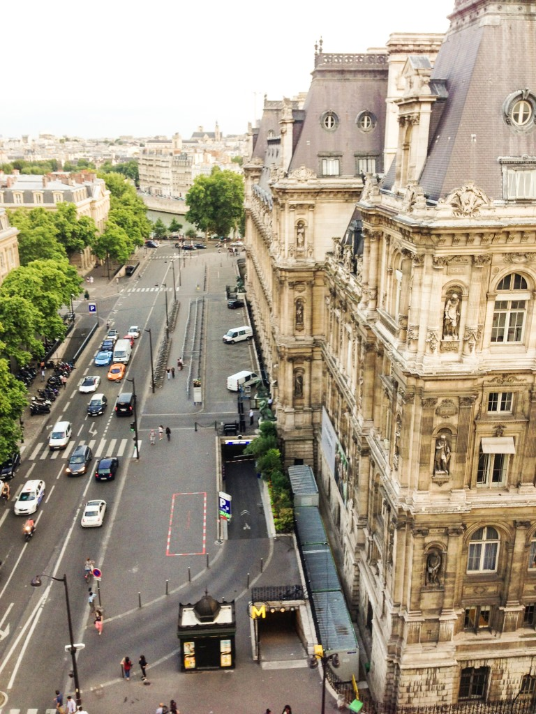 Le perchoir The Parisian Man