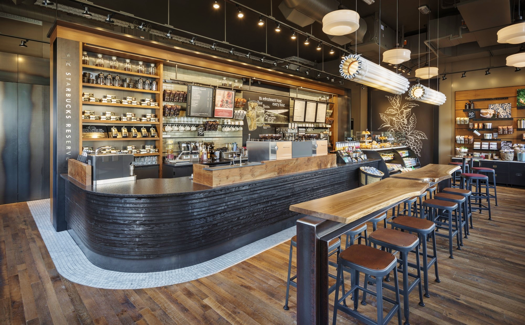 Starbucks Reserve L Exp 233 Rience Caf 233 Premium The
