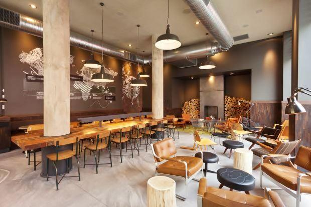 The Parisian Man Starbucks Reserve