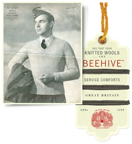 Beehive The Parisian Man