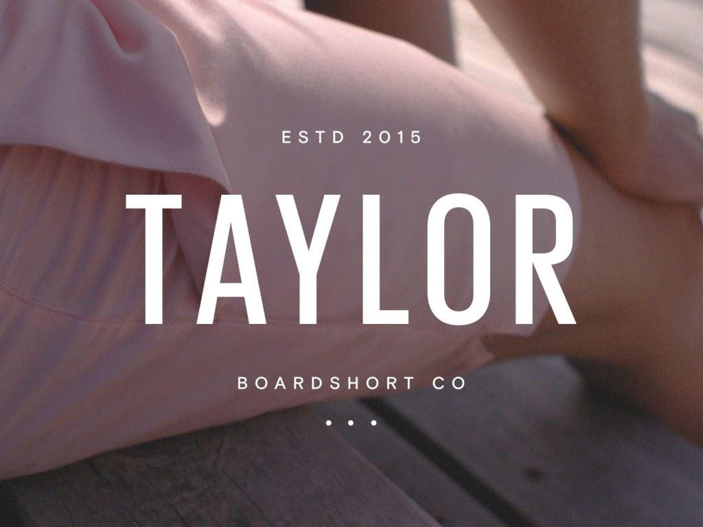 The parisian man Taylor Boardshorts Co