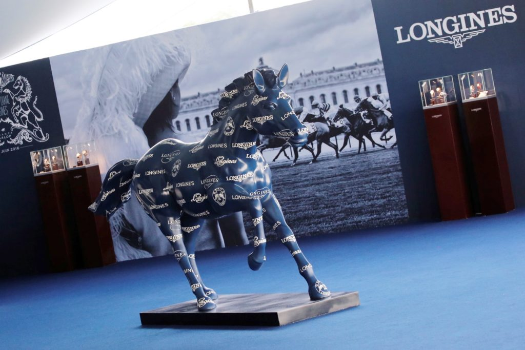 The Parisian Man Prix de Diane Longines 4