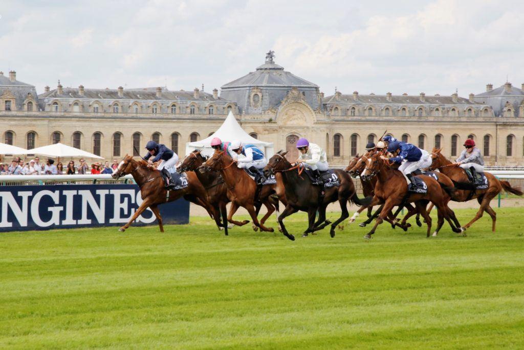 The Parisian Man Prix de Diane Longines 5