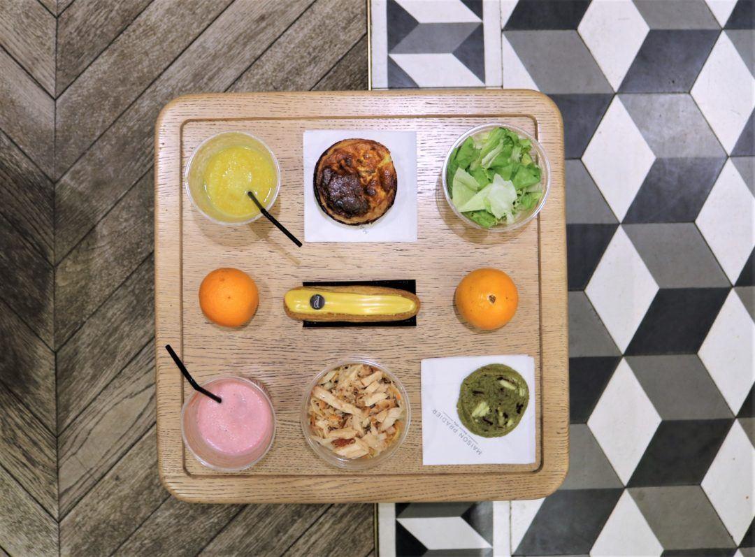 Toujours à la recherche de jolis endroits pour déjeuner assez rapidement le  midi sur Paris, j\u0027ai eu l\u0027occasion de tester la Maison Pradier.